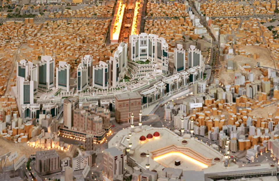 ... Student: Makkah The Holiest City In The World..Makkah in 2020 Plan